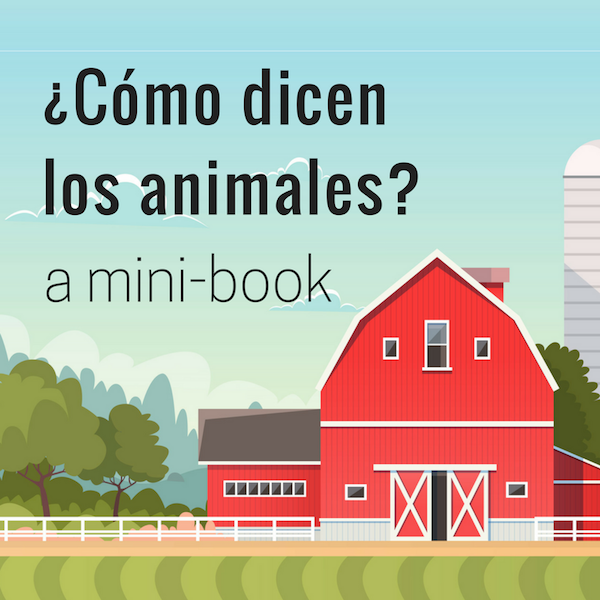 You can find mini-books for kids in Spanish TpT stores.