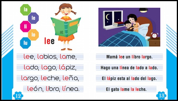 Teachers can use free Spanish readers as a resource for material.