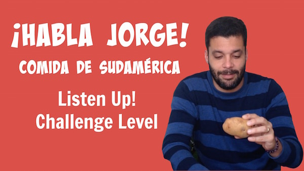 This video about South American food has vocabulary for children learning Spanish.