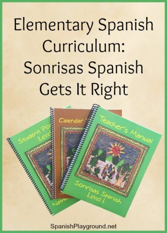 Sonrisas is a communicative, standards-based elementary Spanish curriculum.