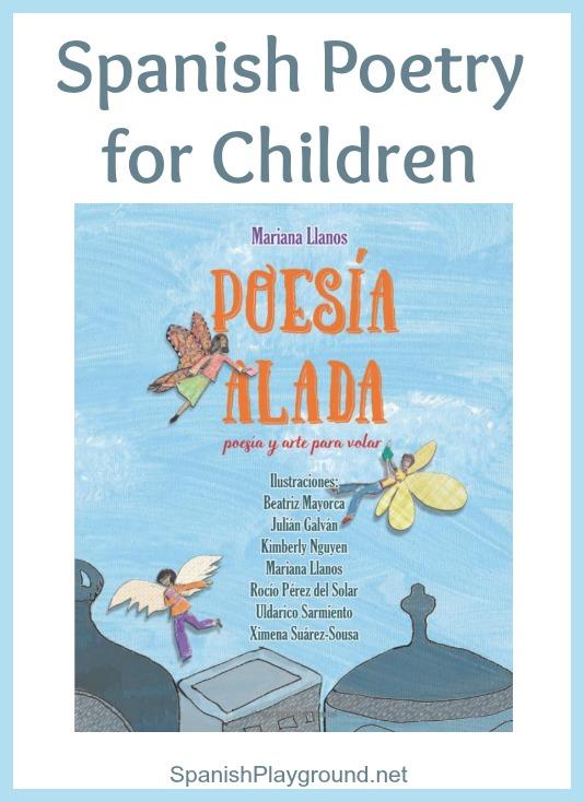 Spanish Poetry For Elementary Students Poesa Alada
