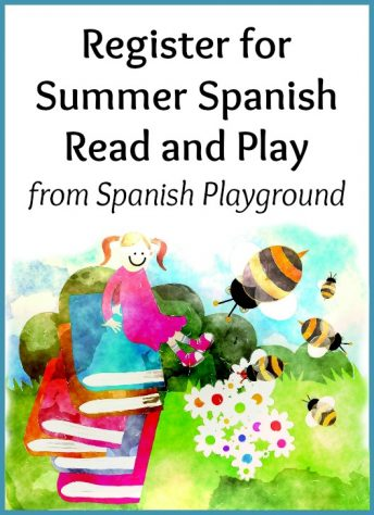 An online Spanish summer program to encourage children to read and play in Spanish.
