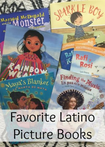 Latino picture books are a valuable source of culture and language for children learning Spanish.
