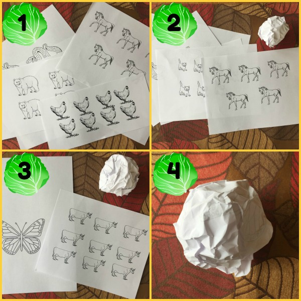 You can adapt this Spanish question game to play with pre-readers by using pictures.
