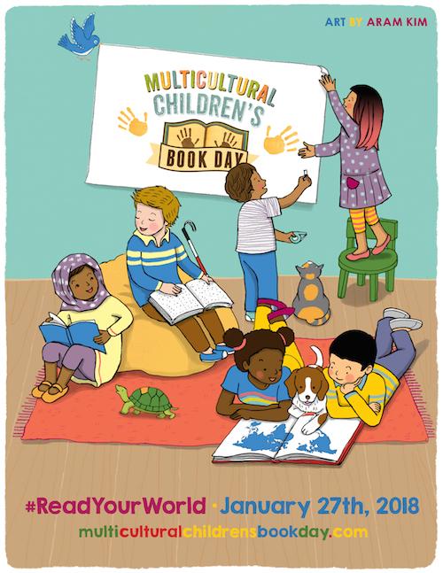 Multicultural Children's Book Day celebrates and advocates for diverse books.