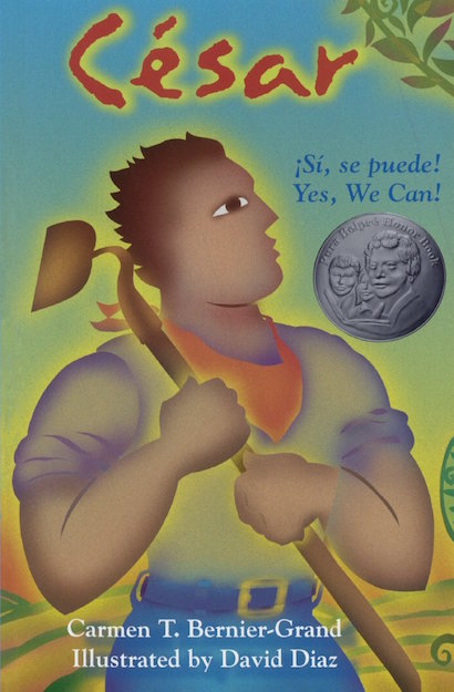 Multicultural picture books featuring Latino leaders build reading skills and empower children.