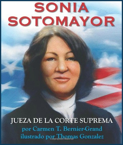 Biographies of Latino leaders like Sonia Sotomayor inspire and empower young readers.