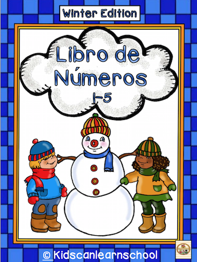 These free Spanish winter activities teach language in context.