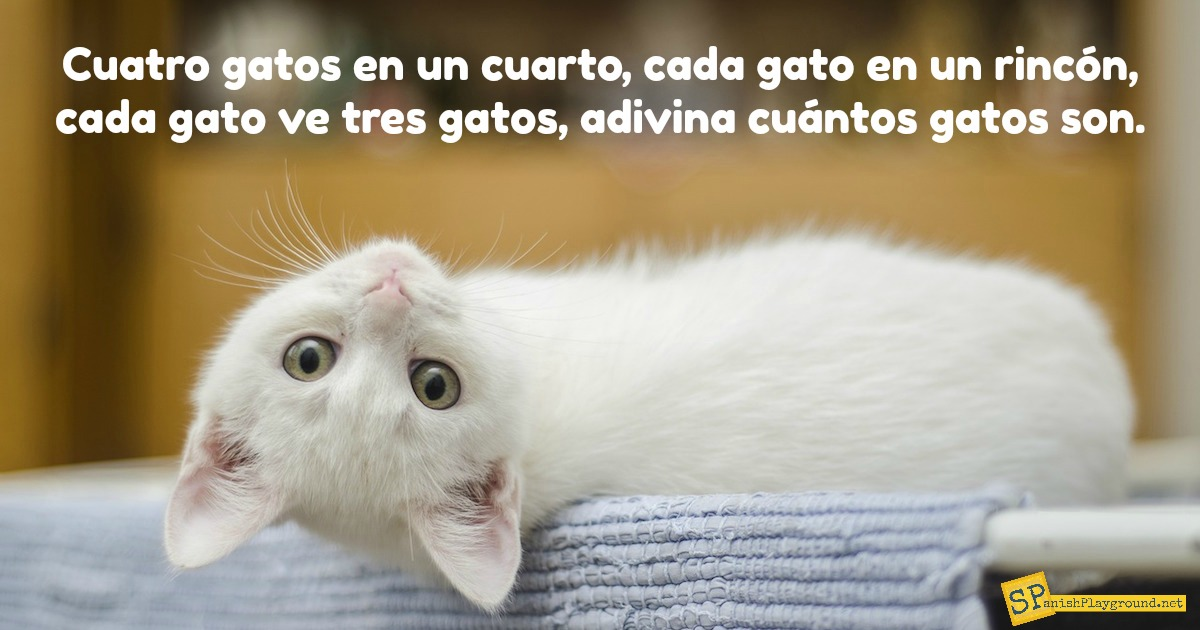 Use Spanish riddles about numbers and letters to educate and entertain.
