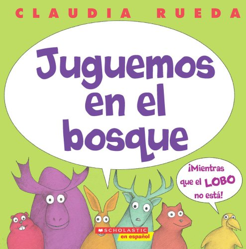 Juguemos en el bosque is one of the best know Spanish clothing songs and games.