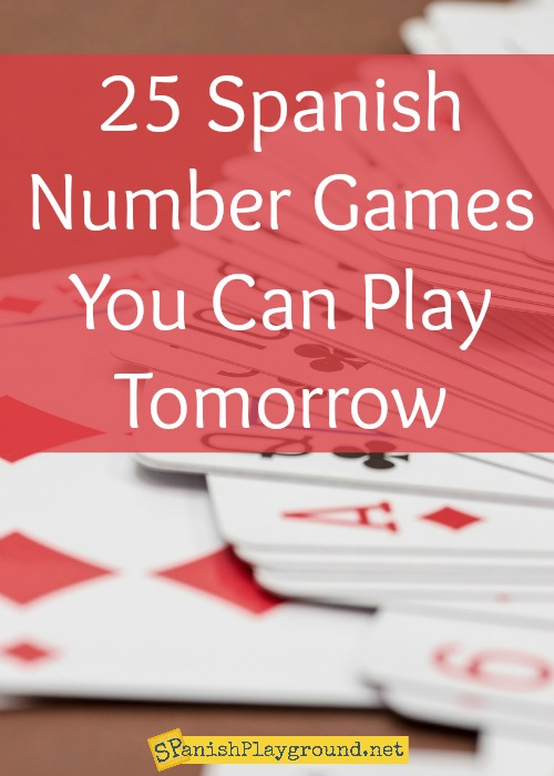 Play these Spanish number games to teach vocabulary and number concepts.