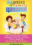 Spanish for Children - 52 Weeks of Family Spanish by Eileen McAree