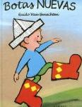 Picture book to read and act out teaches kids Spanish