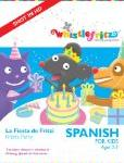 DVD Giveaway - La Fiesta de Fritzi from Whistlefritz and Bilingual Baby from The Brainy Company