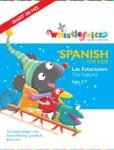 Whistlefritz Las estaciones - An excellent DVD for kids learning Spanish!