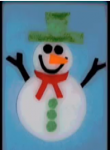 How to use a 30-second snowman video/audio from Spanish Together