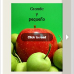 Spanish ebook - Grande y pequeo