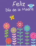 Spanish Mothers Day Cards and Activities