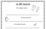 Printable Spanish Activities for the End of School