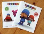 Spanish Books for Kids – Pocoyó Giveaway