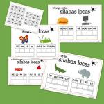 Spanish Materials for Class and Home from Educapeques