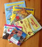 Spanish Activity Books and Picture Books  Giveaway!