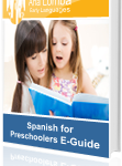 Guide for teaching Spanish to children - New edition coming soon!