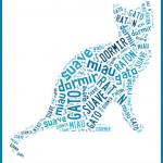 Use Spanish Vocabulary in Shapes with Word Clouds from Tagxedo