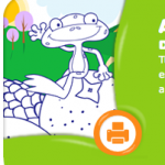 Spanish Activity Books - Free Printables from Kandoo de Dodot