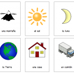 Printable Spanish Game for Kids – Batalla de Tamaños