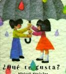 A picture book to teach the Spanish verb gustar