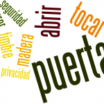 Use Wordle to teach Spanish to children