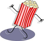 spanish language film popcorn