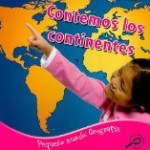 Geography picture book for children in Spanish