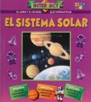 Book and CD in Spanish about the solar system