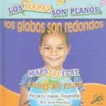 Picture book in Spanish about maps