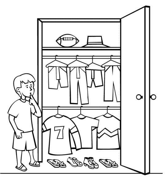 Summer Reading Program Coloring Pages