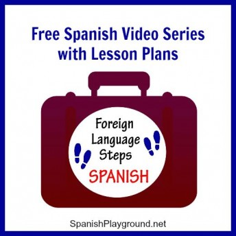 Spanish video series for children.