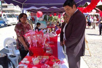 Spanish Valentine Day speaking activity for kids.