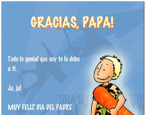 spanish father s day cards to celebrate día del padre spanish