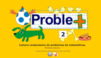 Online Spanish games teach reading and math.