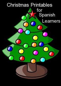 Christmas Printables for Spanish Learners