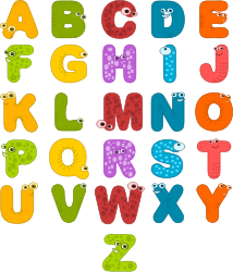 online spanish game letters