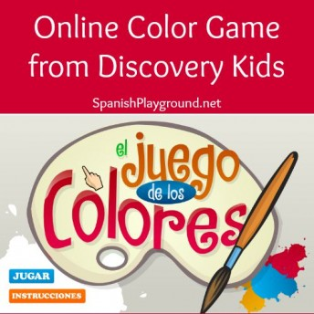 Colors Archives - Spanish Playground
