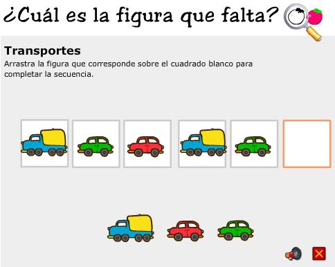 Spanish Online Games for Preschoolers from Chile Crece Contigo - Spanish Playground