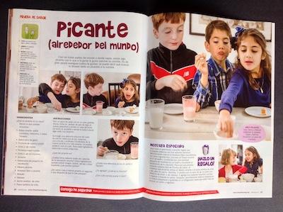 spanish reading chop chop