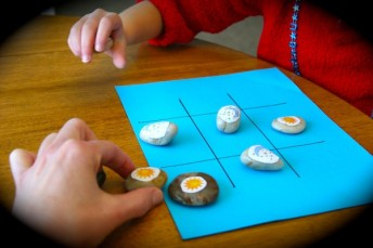 spanish games for kids tic tac toe