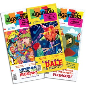 online spanish magazine algarabia