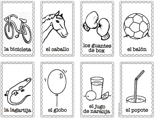spanish video cards tiene