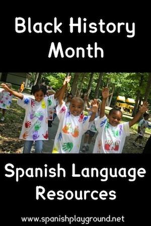 spanish black history month